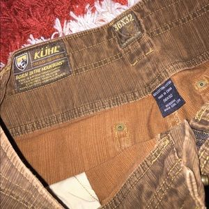Men's Kuhl Crag Series Pants